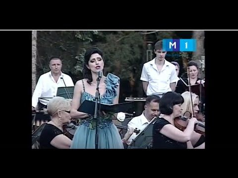 """Iubirea nestinsă (Outstanding love). Lyric by Veronica Micle. Sing Cristina Grigoras. Premiere the series """"Dialogues of love"""". Love story of two poets - Mihai Eminescu and Veronica Micle."""