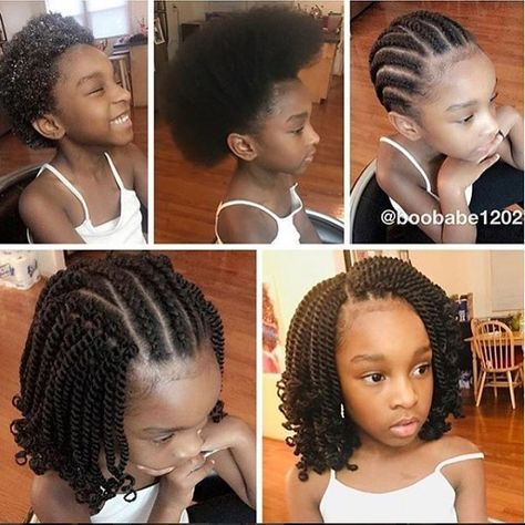 """2,553 Likes, 42 Comments - Mayvenn Inc. (@mayvennhair) on Instagram: """"Crochet Twist for the babies by @boobabe1202. Would you style your child's hair like this? #Repost…"""""""