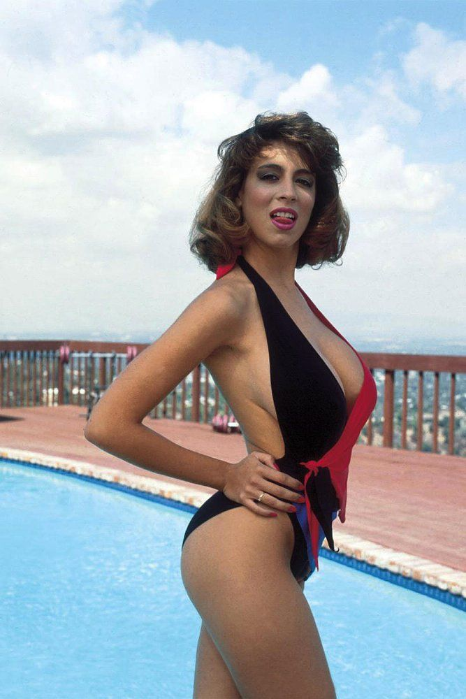 What does christy canyon look like now-7540