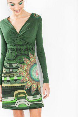 Vestidos Desigual Vestido Débora