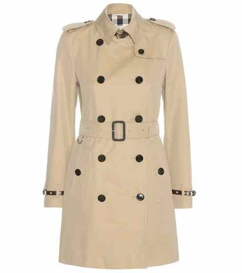 The Kensington cotton trench coat | Burberry London
