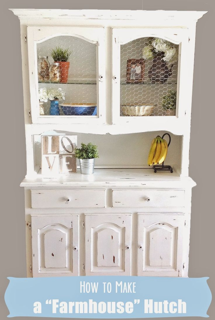 The 59 best Kitchen Dresser idea images on Pinterest | Dresser ideas ...