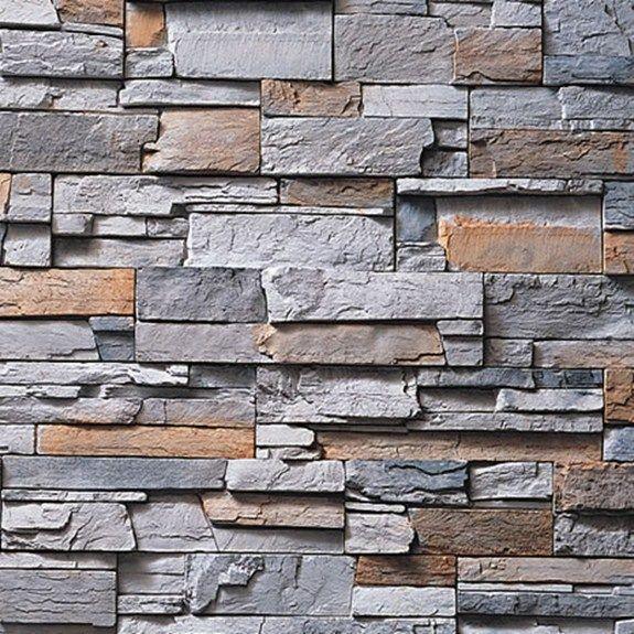 Boral pro fit ledgestone fireplace pinterest for Boral brick veneer