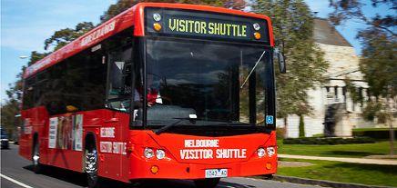 shuttle on off city
