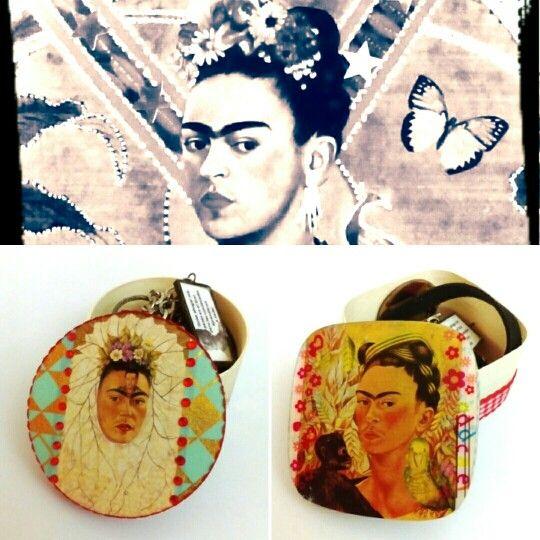 "Cajitas "" Frida"". (GloriArte143)"