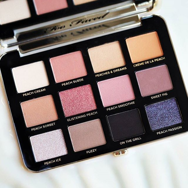 Too Faced Has Such Beautiful Eyeshadows You Can Create Such