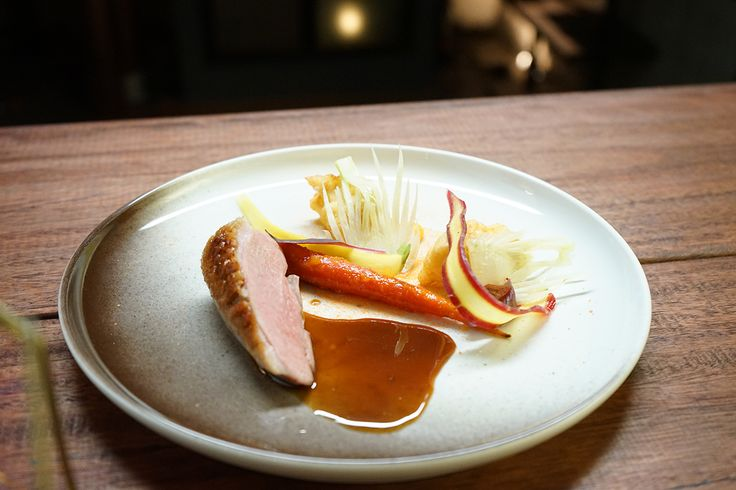 Key to this French classic is perfectly cooked duck breast (or leg) with crispy skin.