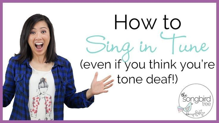 Learn How To Sing In Tune | Singing lessons, Singing ...