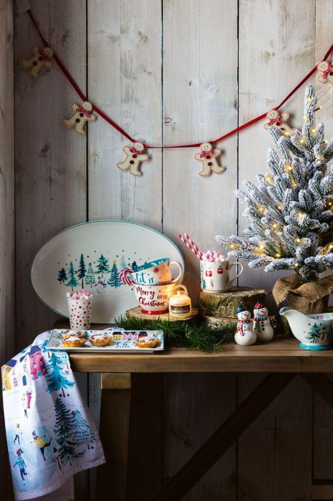 Christmas with Ashley Thomas - Debenhams