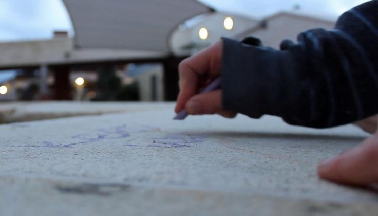 I made the news for a film I did where I tried to empower and spread love to the people of my city! http://www.newshub.co.nz/home/new-zealand/2017/07/the-explanation-behind-messages-of-love-scribed-onto-wellington-streets.html