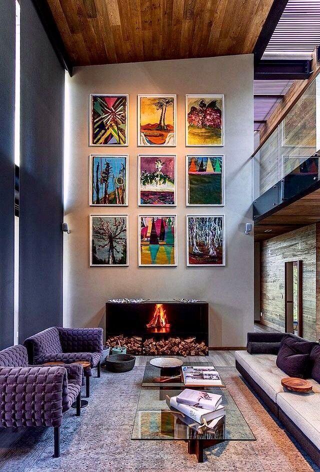 21 Inspiring Modern Living Room To Adopt Casa Moderna Case Di