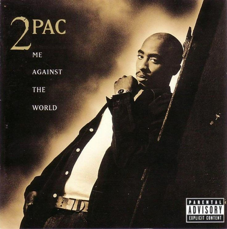 Me Against the World is the third studio album by 2Pac, released on March 14, 1995 through Interscope Records. Check out the liner notes here.  Here's Tupac's own description of