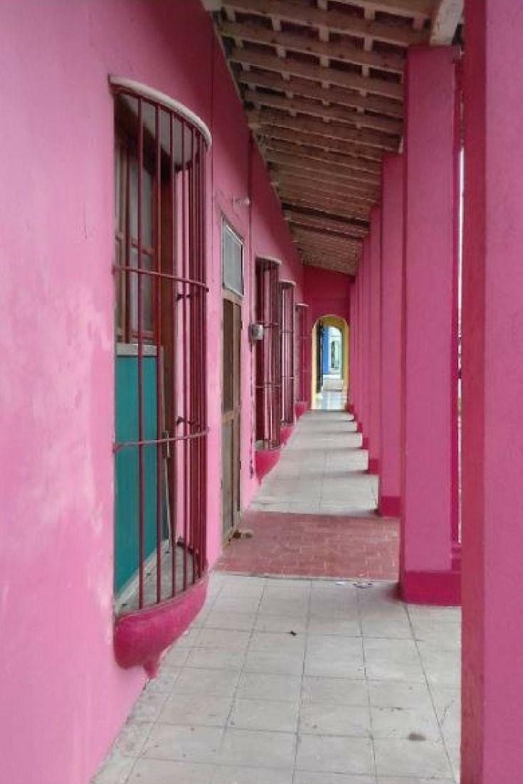 Tlacotalpan, conoce las ciudades más coloridas de México.