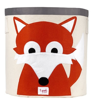 fox organic storage bin