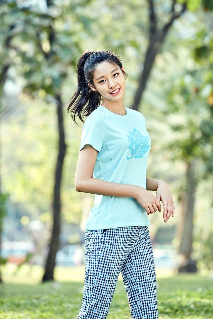 AOA 설현 SeolHyun 雪炫 라푸마 화보 2017.07