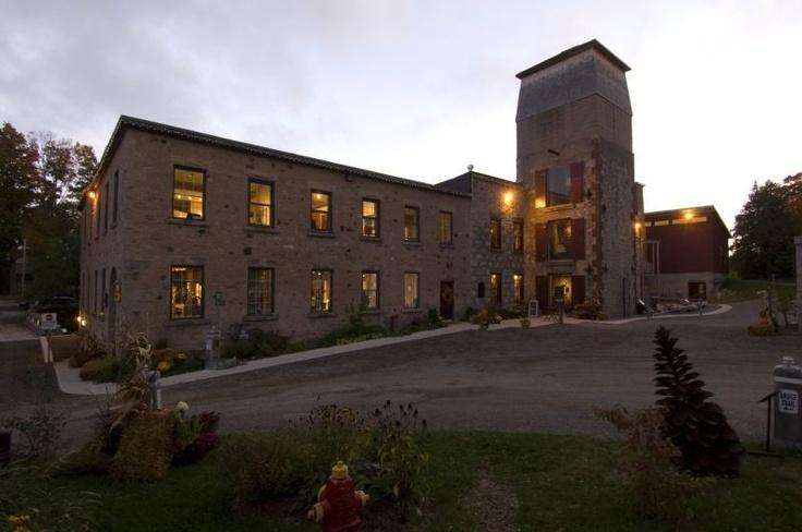 Alton Mill Exterior