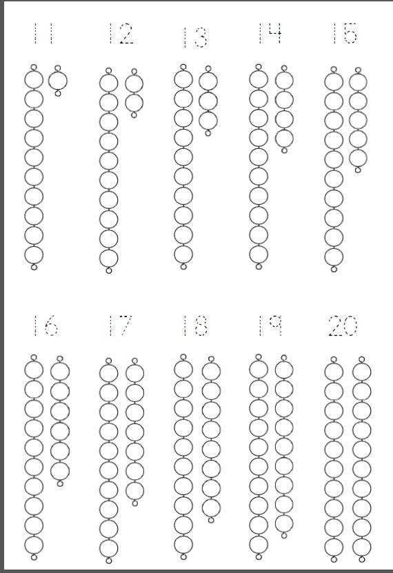 Pin On Montessori Math Free montessori golden beads worksheets