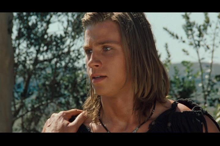 Garrett Hedlund as Patroclus in the movie TROY | Garrett ...