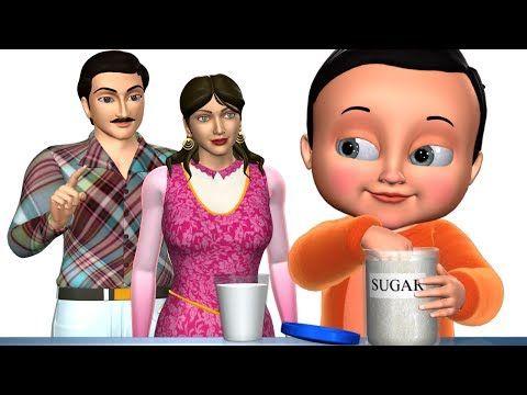 Daddy Finger | Finger Family Song | 3D Animation Finger Family Nursery Rhymes & Songs for Children - YouTube