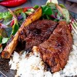 Sweet and Sticky Slow-Cooked Short Ribs - Nicky's Kitchen Sanctuary