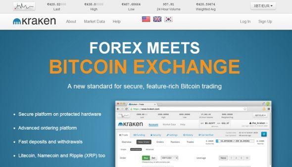 Kraken bitcoin exchange bags $5M for Series A round