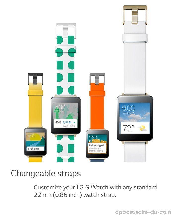 LG G Watch Black Titan - Guide