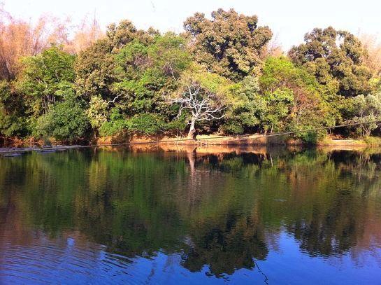 Kuruva island of wayanad