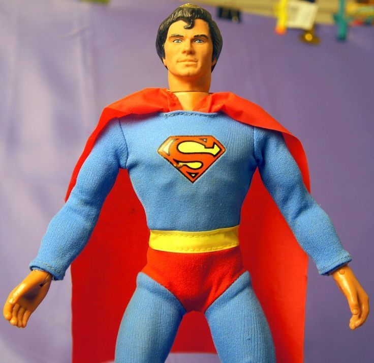 335 Holy 12 Inch From Krypton 1978 Mego Superman