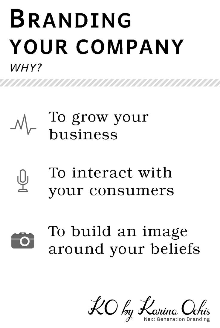 Reasons why you should brand your business