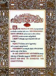 Above we see the Indian Constitution. India has 2 Constitutional languages(languages used in the Indian Constitution). India also has Has 22 8th schedule languages which are declared by their constitution. There are 23 official languages( because on english). There are 29 languages with more than a million speakers. Each state can choose their own official languages