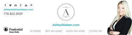 Real Estate Design Ashley Nielsen West Vancouver + North Vancouver Realtor -  Prudential Sussex Realty