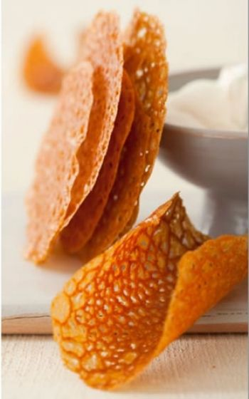 Brandy Snaps on www.nomu.co.za