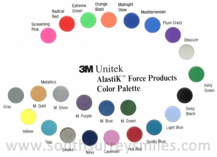 Best 25 braces color wheel ideas on pinterest braces bands