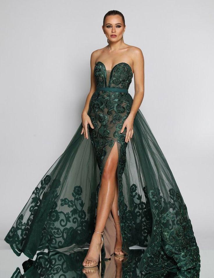 Jadore JX1097 Gown - Black | JAUS | Formal dresses