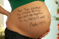 Amazing Maternity Picture!