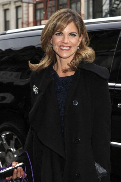Natalie Morales Hair color