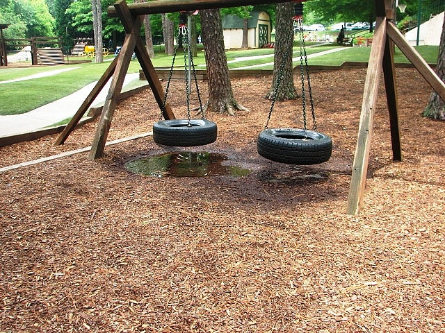how to build a tire swing frame woodworking projects plans