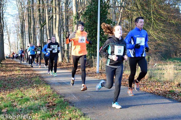 Brink tot Brink loop 28 december 2014 (10km)