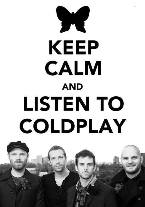 Coldplay - by @Christy Santiago Lucas