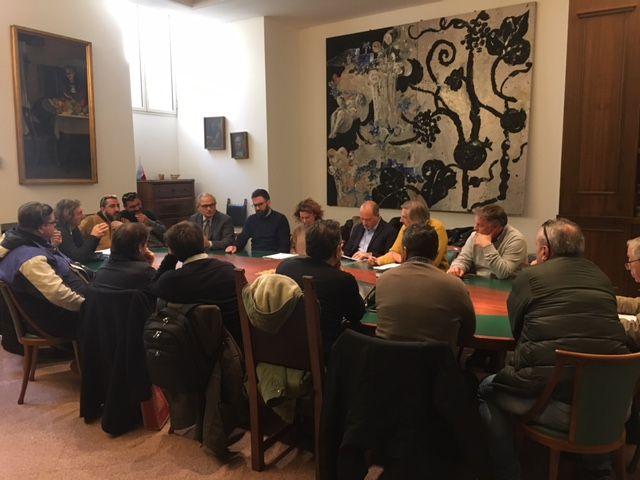 Lecce: incontro tra amministrazione comunale Monteco e rappresentanti sindacali