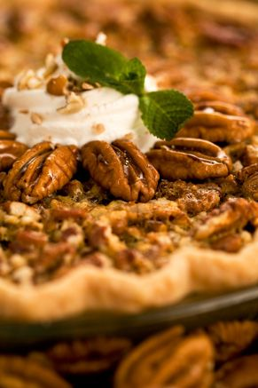 Paula Deen Mystery Pecan Pie~My favorite pie of all time to make! I made this for the teachers at the school where I was working and it was a HIT! The mystery of this pie is the cream cheese filling. Add chocolate chips if you need your chocolate fix. AwEsOmE Recipe from P.D.