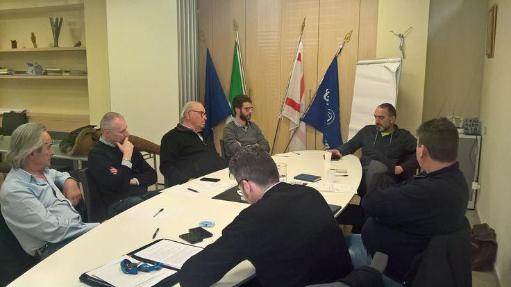 1/3/2017. Direttivo regionale Associazione Carrozzieri Confartigianato