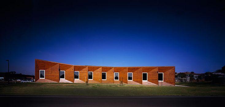 'belmont community rehabilitation centre' by billard leece partnership, victoria, australia
