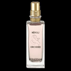 L'Occitane Néroli & Orchidée eau de toilette. I tried a sample of this and it smells wonderful! It's a beautiful floral fragrance.