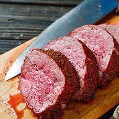 Smoked pork loin recipe traeger
