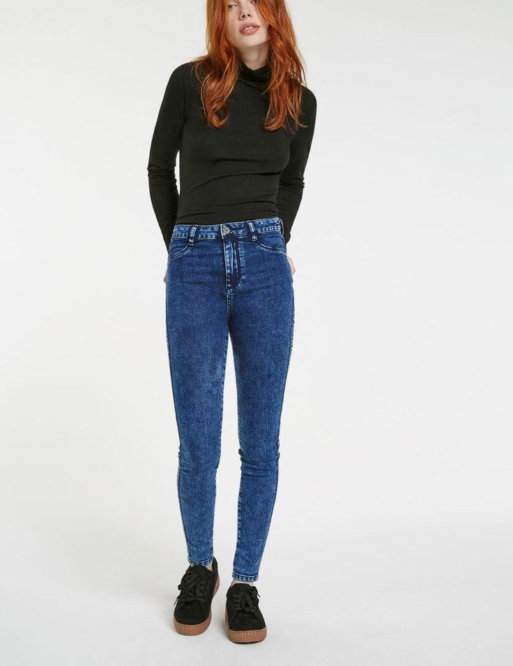 jegging taille haute medium blue - http://www.jennyfer.com/fr-fr/vetements/jeans/jegging-taille-haute-medium-blue-10012205013.html