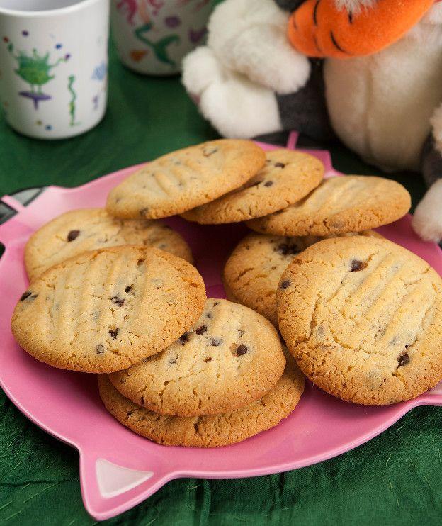 Μπισκότα με ζαχαρούχο