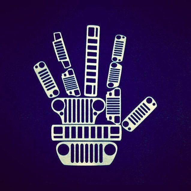 Reposting Jeep.aholic_olllllllo: ... Even my fingerprints scream JEEP!