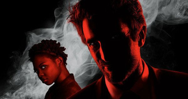 Sony's 'Powers' NYCC Poster Unveiled -- 'Powers' stars Sharlto Copley and Susan Heyward are featured on a new poster, which fans can get signed by the cast at NYCC this weekend. -- http://www.movieweb.com/sony-powers-tv-show-poster-nycc