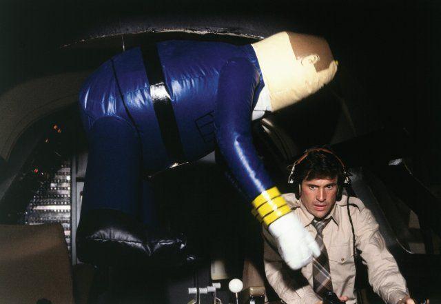 Robert Hays in Airplane! (1980)
